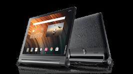 Lenovo Yoga Tab 3 Plus käyttöohje suomeksi