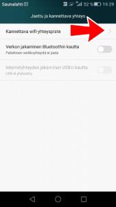 Jaettu ja kannettava yhteys Huawei