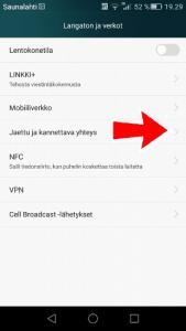 Langaton ja verkot Huawei