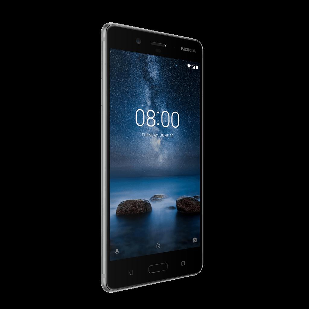 Nokia 8 suomenkielinen käyttöohje
