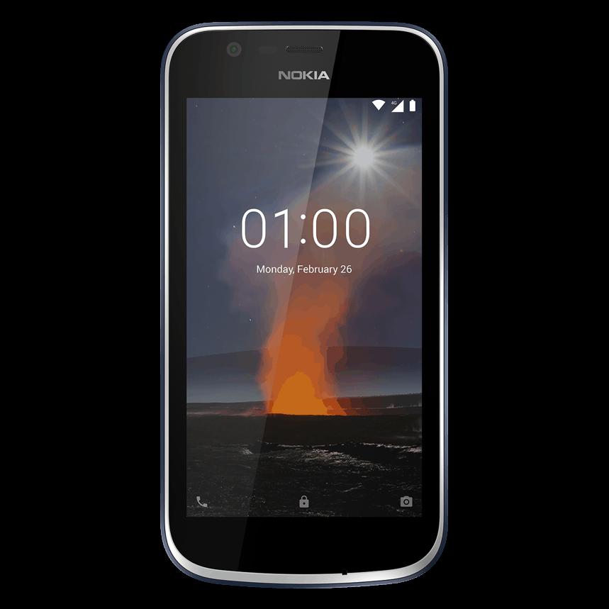 Nokia 1 käyttöohje suomeksi