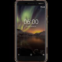Nokia 6.1 (2018) käyttöohje suomeksi