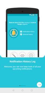 Android ilmoitusten palauttaminen