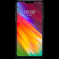 LG G7 Fit käyttöohje suomeksi