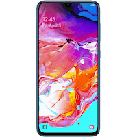 Samsung Galaxy A70 käyttöohje suomeksi
