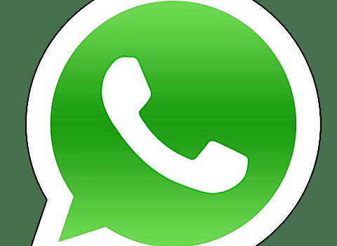WhatsApp-viestin siirtäminen muiden yläpuolelle