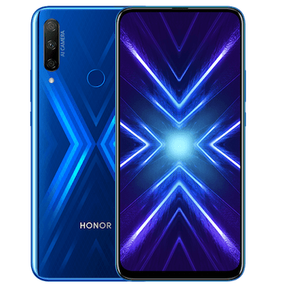 Honor 9X käyttöohje suomeksi