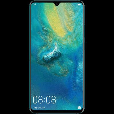 Huawei Mate 20 X (5G) käyttöohje suomeksi