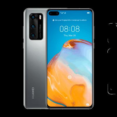 Huawei P40 käyttöohje suomeksi