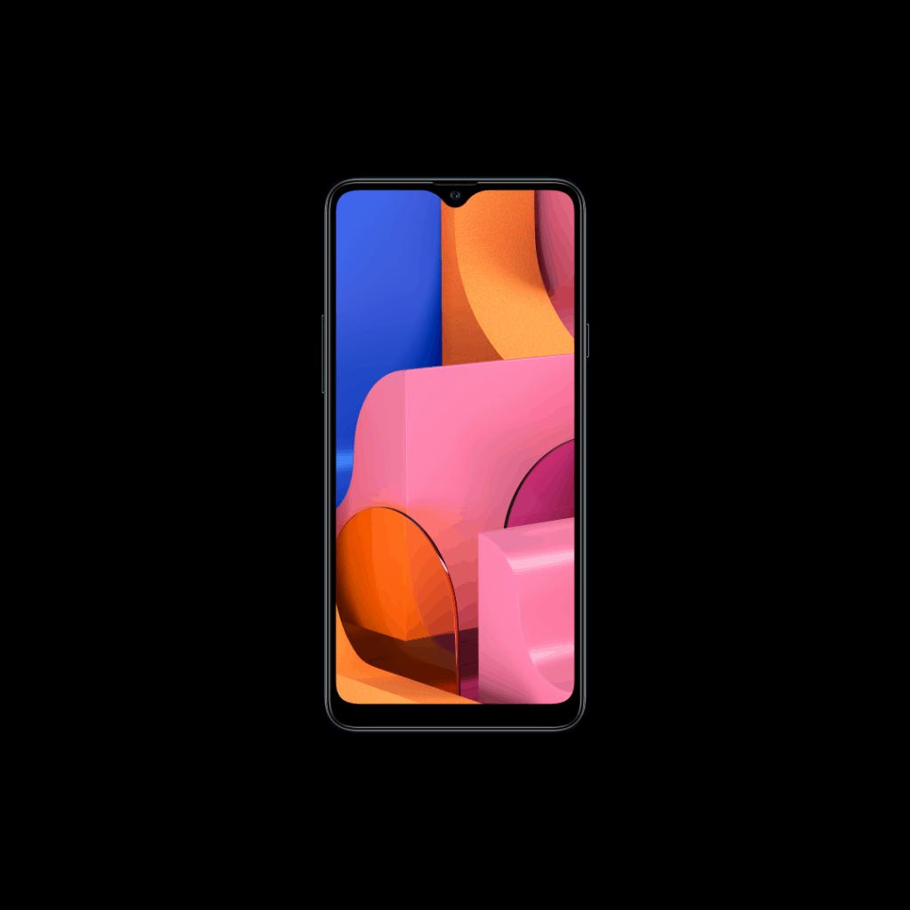 Samsung Galaxy A20S käyttöohje suomeksi