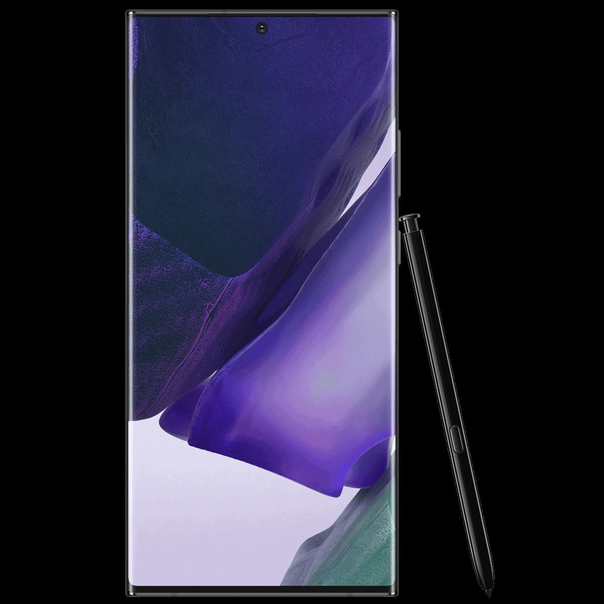 Samsung Galaxy Note 20 Ultra käyttöohje suomeksi