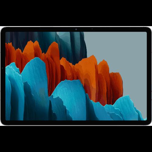 Samsung Galaxy Tab S7+ 5G käyttöohje suomeksi
