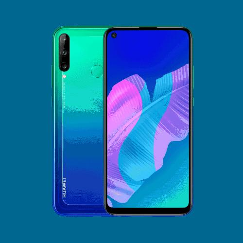 Huawei P40 Lite E käyttöohje suomeksi